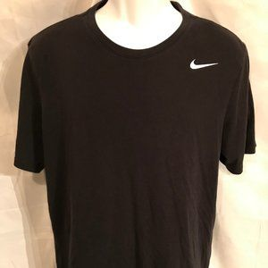 Nike Athletic Cut Dri-Fit Tee Shirt